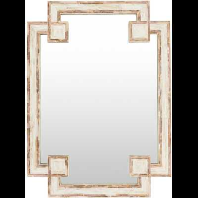 Surya Wall Decor Mirror - Banks - Neva Home