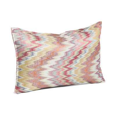 "Designer Collections by Sheri Ziggy Throw Pillow- 14""x 24""- Rasberry-Down/Feather insert - Wayfair"