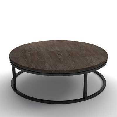 Bowen Round Coffee Table - Williams Sonoma