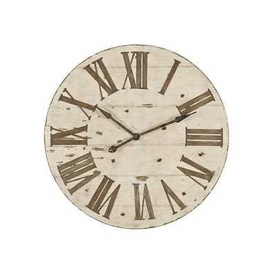 Lanier Wall Clock - Ballard Designs