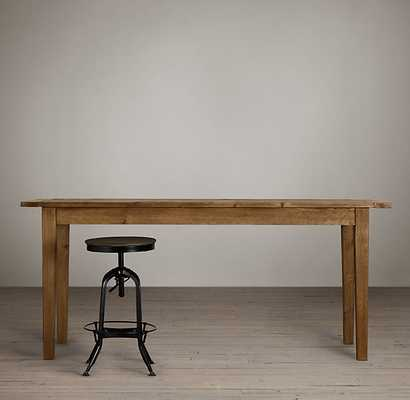 1900S BOULANGERIE COUNTER TABLE - RH