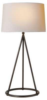 Nina Tapered Table Lamp - One Kings Lane
