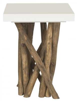 HARTWICK BRANCHED SIDE TABLE - Arlo Home