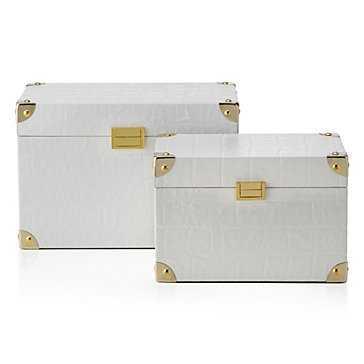 Gia Box - Set of 2 - Z Gallerie