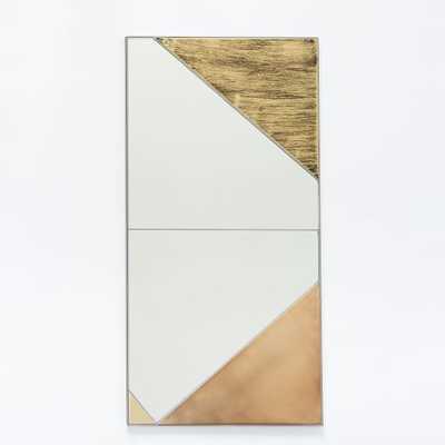 Roar + Rabbit Infinity Mirror- Panel II - West Elm