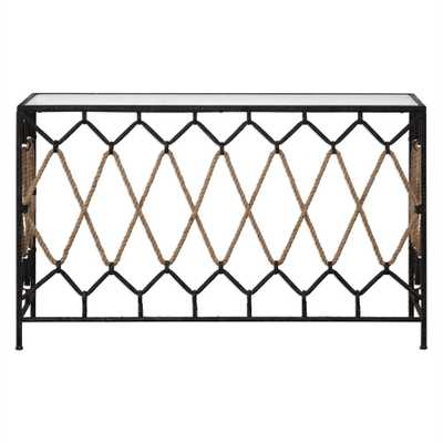 Darya Console Table - Hudsonhill Foundry