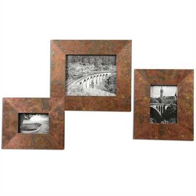 Ambrosia, Photo Frames, S/3 - Hudsonhill Foundry