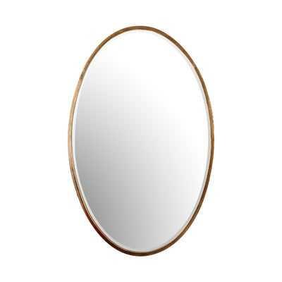 Herleva Oval Wall Mirror - Wayfair