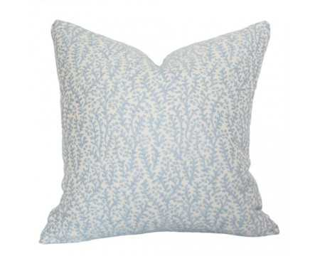 """Chay Light Blue -17"""" x 17""""-Insert not included - Arianna Belle"""