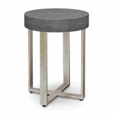 DWIGHT SIDE TABLE - Curated Kravet