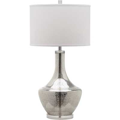 Silver Mercury Table Lamp - Arlo Home