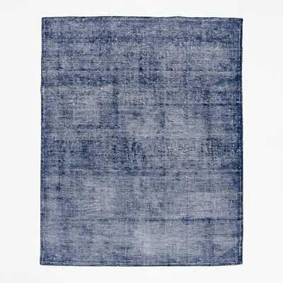 Blurred Lines Wool Rug - 8' x 10' - West Elm