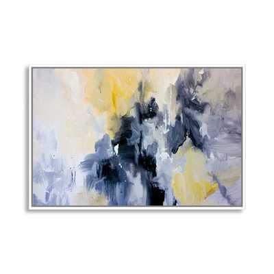 BAD MOON RISING - 25x38, Framed - Dwell Studio