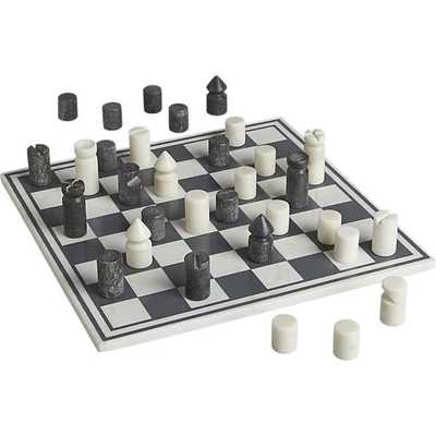 Marble chess game - CB2