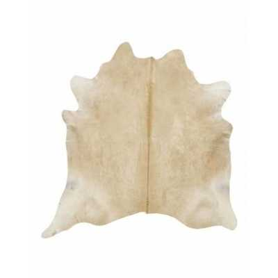 Malted Cowhide Rug - 6x7.5 - Lulu and Georgia