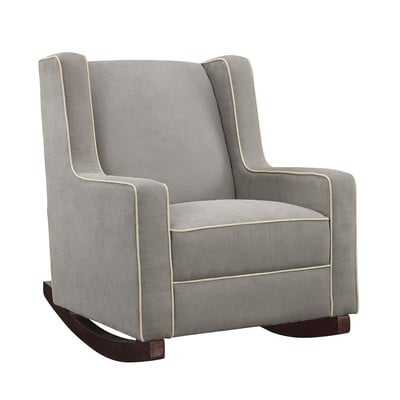 Baby Relax Abby Rocking Chair -Gray - Wayfair