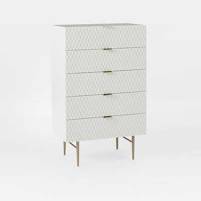 Audrey 5-Drawer Dresser - West Elm