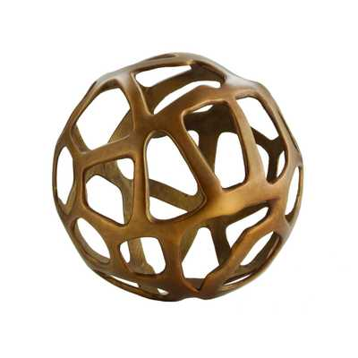 ORBIS SPHERE, SMALL - Curated Kravet