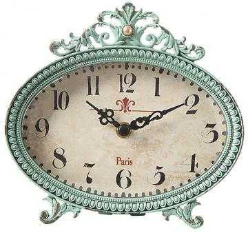 LILY TABLE CLOCK - Home Decorators