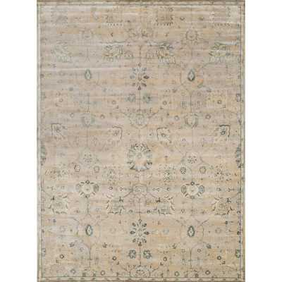 Francis Stone/ Blue Rug (12'0 x 15'0) - Overstock
