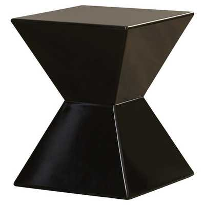 Goodfellow End Table by Brayden Studio (Black) - Wayfair