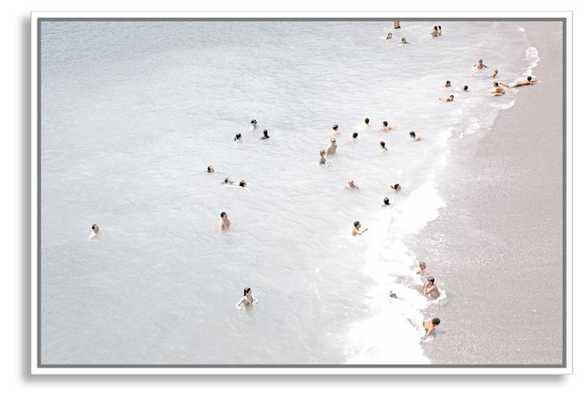"Judith Gigliotti, Pomeriggio Tranquillo - 24"" x 17"" - White frame - No mat - One Kings Lane"