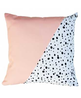 SPOTS PILLOW - 18x18 - Polyester filled - Lulu and Georgia