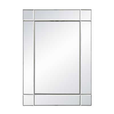 Clear Mirror - Rectangle - Rosen Studio