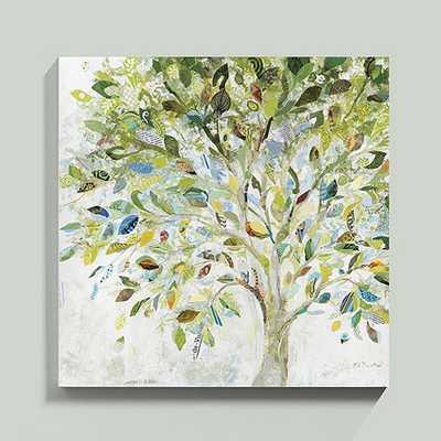 "Tree of Life Art - 36""x36"", Unframed - Ballard Designs"