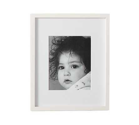 White Gallery Frame - Pottery Barn Kids
