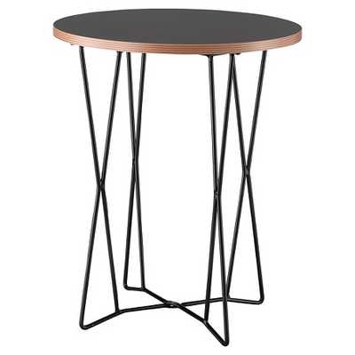 End Table Black - Adesso - Target
