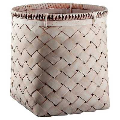 Woven Poplar Basket - Smith & Hawken - Target