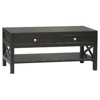 Coffee Table Black - Linon Home Decor - Target