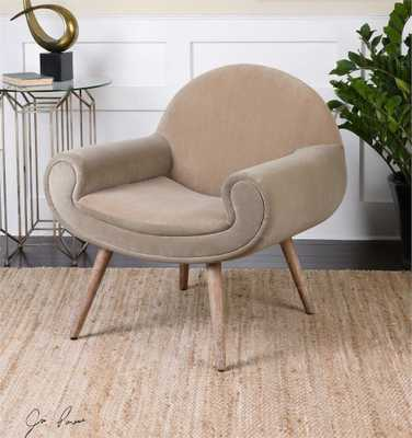 Kavita Accent Chair - Hudsonhill Foundry