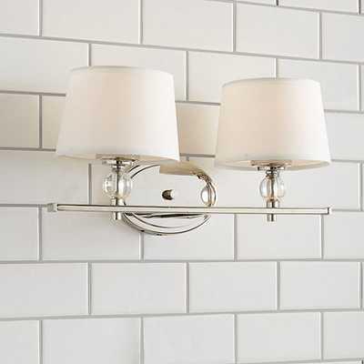 Olivia 2-Light Vanity - Ballard Designs