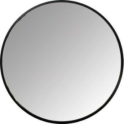 Hub Wall Mirror - Wayfair