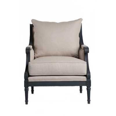 Comfort Pointe Raleigh NeoClassical Arm Chair - Wayfair