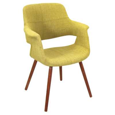 VINTAGE FLAIR CHAIR - Green - Hollis Modern