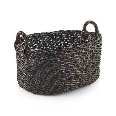 Darby Basket - Crate and Barrel
