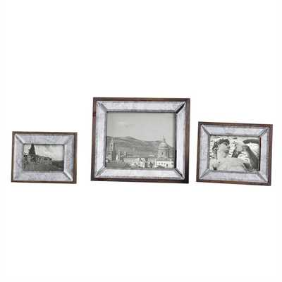 Daria, Photo Frames, S/3 - Hudsonhill Foundry