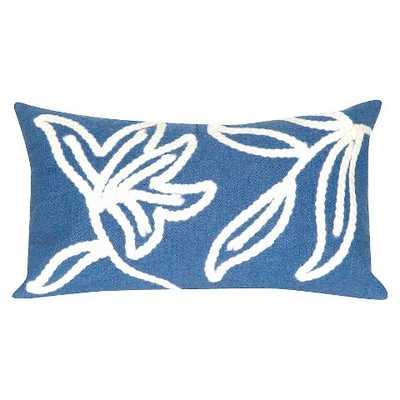 Windsor Decorative Indoor/Outdoor Pillow - 12x20 - With Insert - Target
