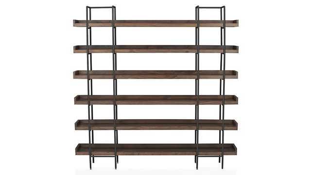 Beckett 6-High Shelf - Crate and Barrel
