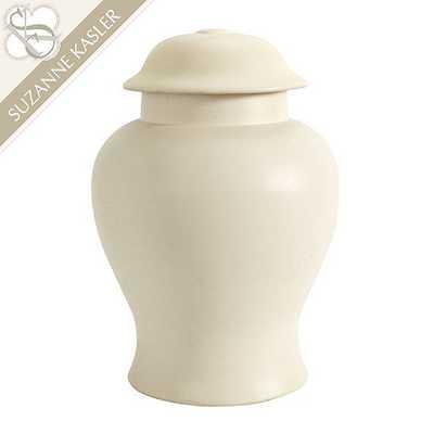 Suzanne Kasler French Bisque Lamp Slips-  Form IV - Ballard Designs
