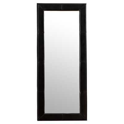 Floor Mirror by Wade Logan - Black - AllModern