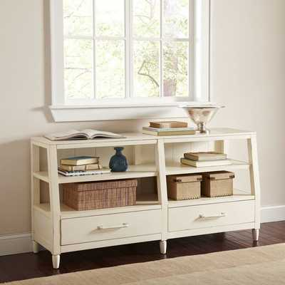 "Fairhaven Console Table - Ivory - 32"" H x 60"" W x 18"" - Birch Lane"
