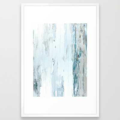 "Rain Drops Art Print - 26"" x 38"" - Society6"