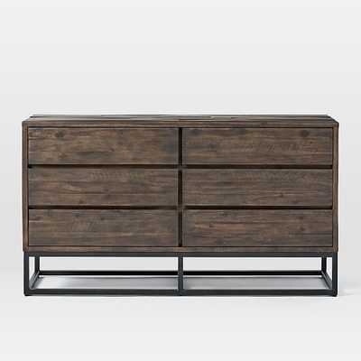 Logan 6-Drawer Dresser - West Elm