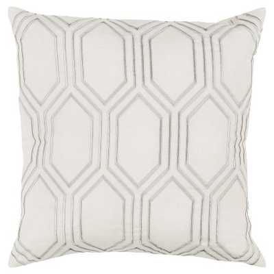 "Avalon Throw Pillow - 20""sq. - Polyester fill - Target"