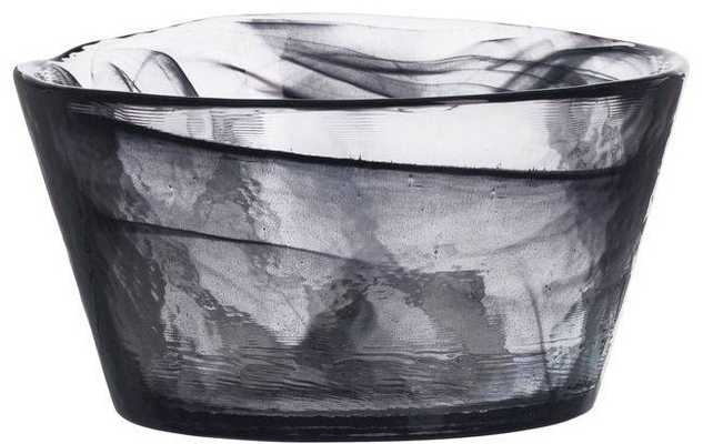 Mine Bowl Black - Large - Domino