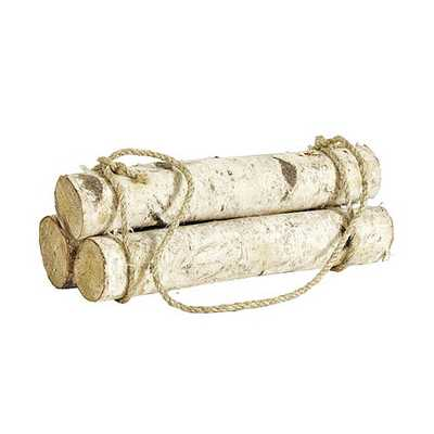 Birch Log Bundles - Large - Ballard Designs